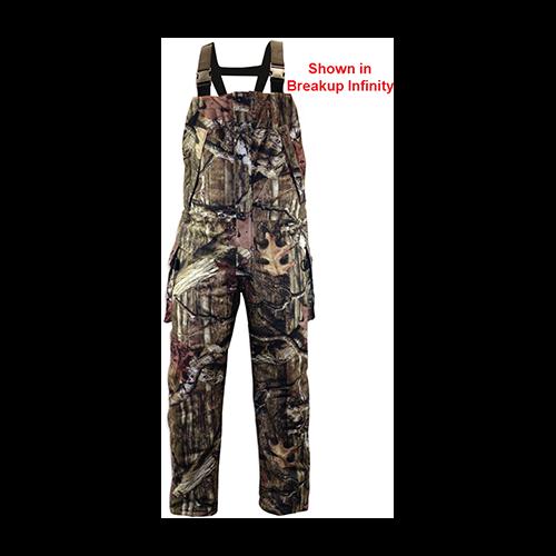 Ambush Bibs Mossy Oak Country XL