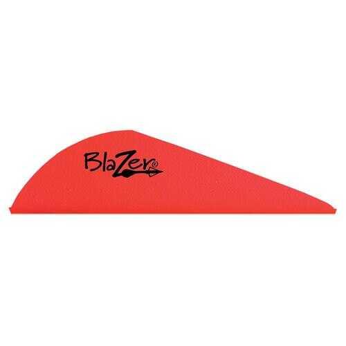Bohning Blazer Neon Red Vanes 36 pk.