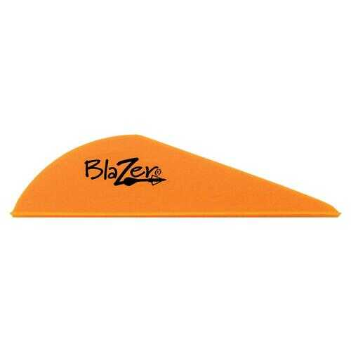Bohning Blazer Neon Orange Vane 36 pk.