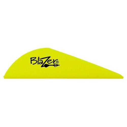 Bohning Blazer Neon Yellow Vane 36 pk.