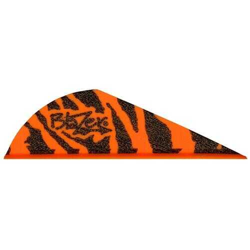 Bohning Blazer Orange Tiger Vanes 36 pk.