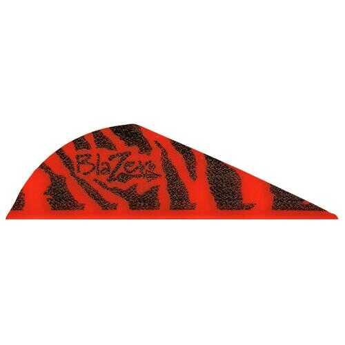 Bohning Blazer Red Tiger Vanes 36 pk.