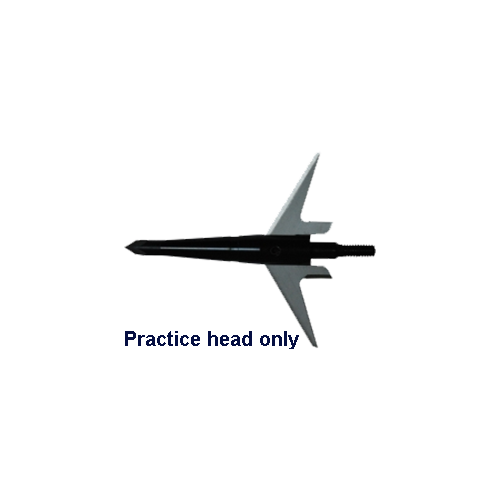 "Swhacker 100gr 2"" Practice Head"