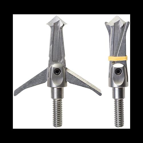 "Swhacker All Steel 100gr 1.5"" Cut Broadhead"