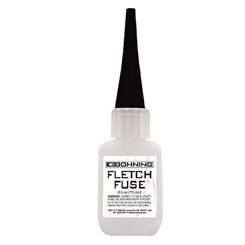* Fletch Fuse Instant Glue 1/2 oz Bottle