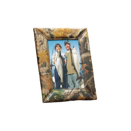Picture Frame 5x7 Breakup Camo