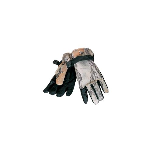 Waterproof Insulated Gloves Snow Camo Medium/Large