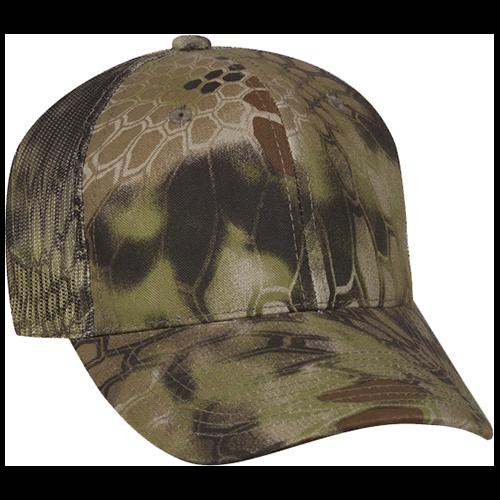 Mesh Back Kryptek Highlander Hat