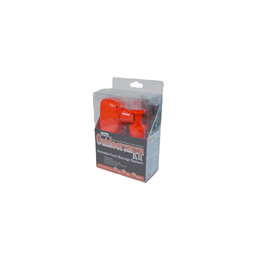 Zip Vac Orange Pump Kit