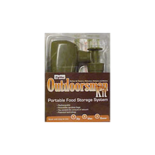 Zip Vac Green Pump Kit