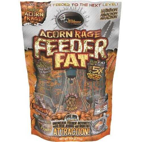 Widgame Acorn Rage Feeder Fat 5 lbs.