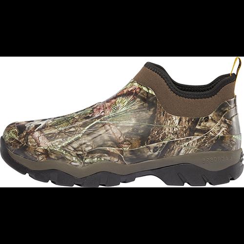 "Alpha Muddy 4.5"" Boot 3mm Mossy Oak Breakup Country Size 9"
