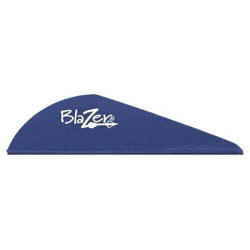 Bohning Blazer Blue Vanes 36 pk.