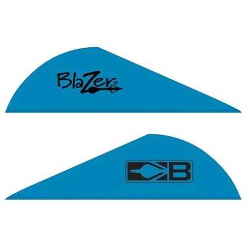 Bohning Blazer Satin Blue Vane 36 pk.