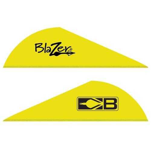 Bohning Blazer Vanes Neon Yellow 1000 pk.