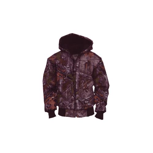 Insulated Hooded Jacket Realtree Xtra Camo 3T