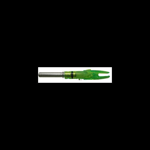 Lumenok Green GT Nock Single