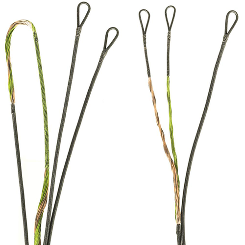 FirstString Premium String Kit Green/Brown Mathews DXT