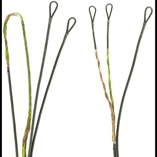 FirstString Premium String Kit Green/Brown BT Tomcat