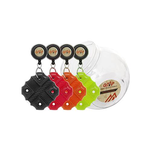 OMP Flex-Pull Pro Counter Display Assorted 10 pk.