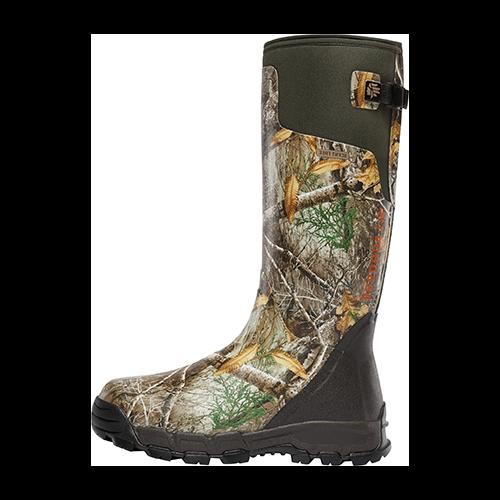 "Alpha Burly Pro 18"" 400g Boot Realtree Edge Camo Size 9"