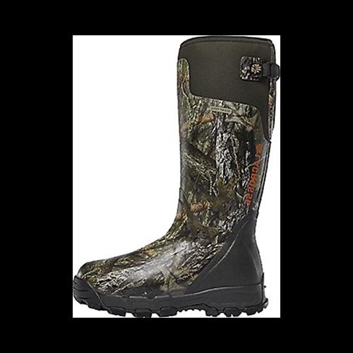"Alphaburly Pro 18"" 1000gr Boot Mossy Oak Country Size 9"