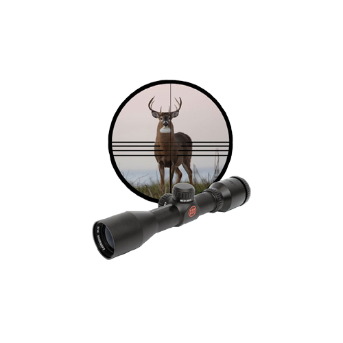 Red Hot Multi Reticle 3x32 Scope