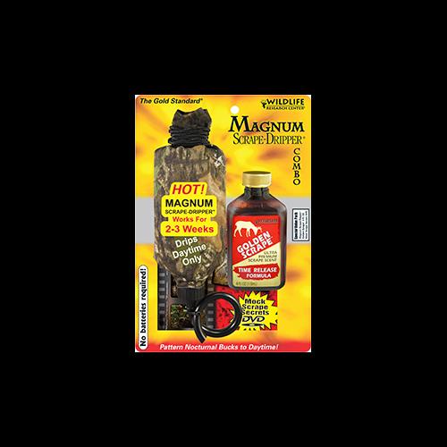 Wildlife Magnum Dripper w/4oz Golden Scrape