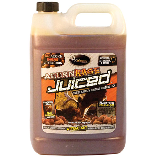 Wildgame Acorn Rage Juiced 1 gal.