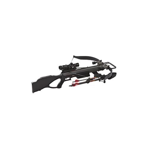 17 Matrix 380 Blackout CRT Crossbow Lite Stuff Package
