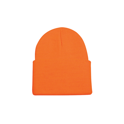 Watch Cap Heavy Weight Blaze Orange