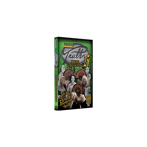 Primos Truth 25 Spring Turkey DVD