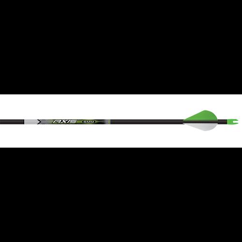 Easton 5mm Axis Arrows 500 Blazer Vanes 6pk