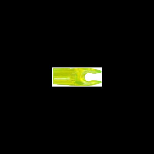 Easton Compound G Pin Nocks Lemon Lime Large Groove 12pk