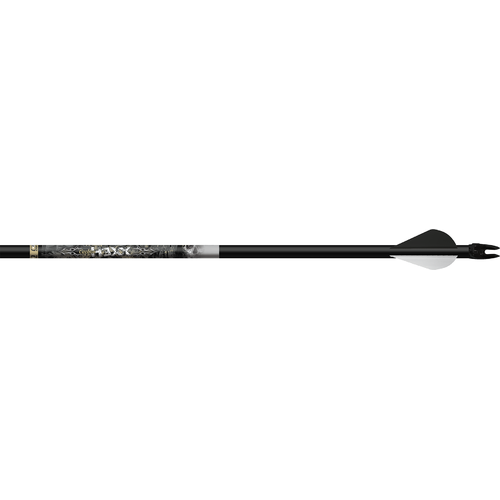 "Hexx FOC 400 6mm Arrows w/2"" Blazer Vanes"