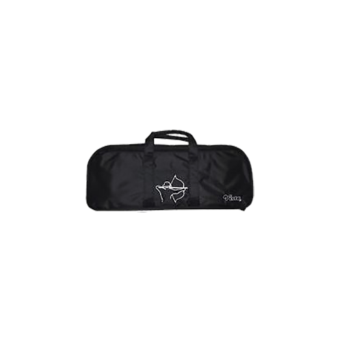 Vista Deluxe Compact Takedown Black Recurve Case