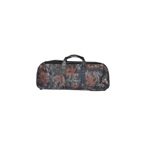 Vista Deluxe Compact Takedown Camo Recurve Case