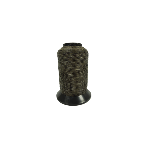 452X Bowstring Material Dark Brown 1/8# Spool