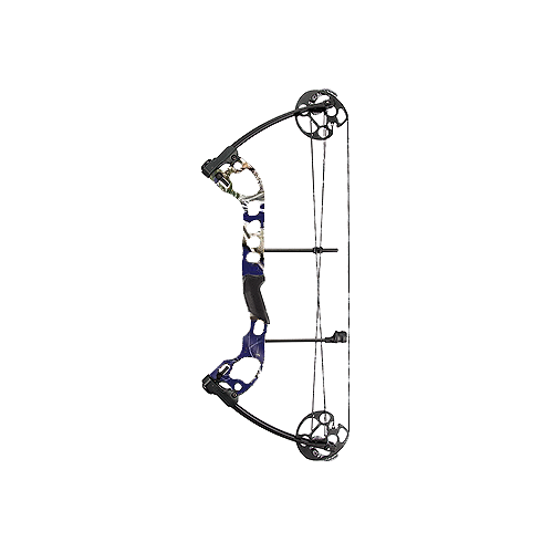 "17 Quest Radical Realtree Purple Bow Only RH 25"" 30#"