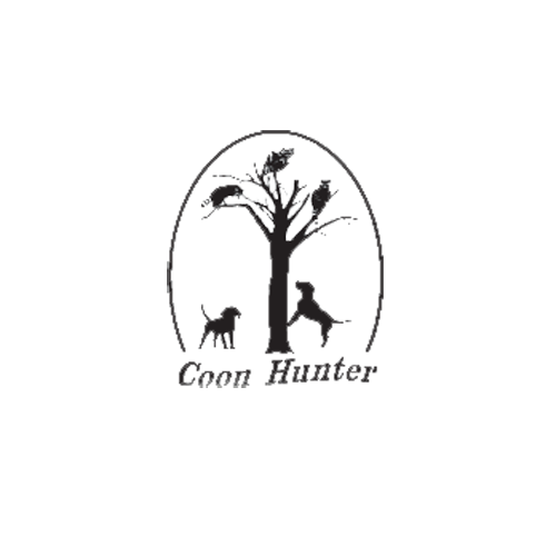Coon Hunter Decal