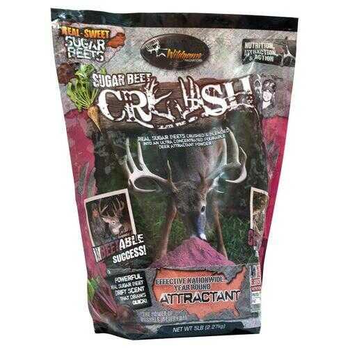 Wildgame Sugar Beet Crush Attractant 5 lbs.