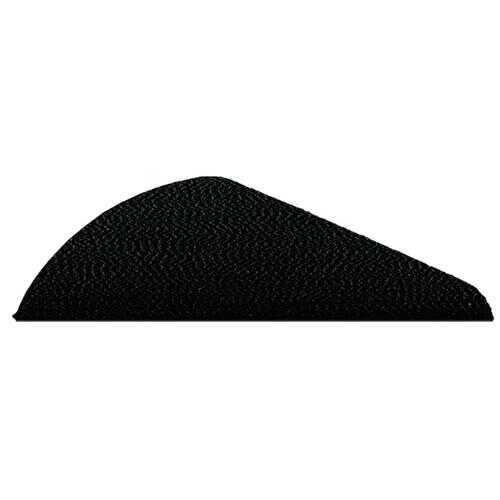Bohning Blazer Vanes Black 1000 pk.