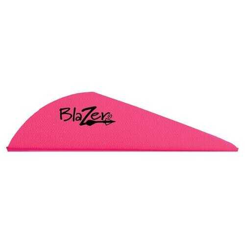 Bohning Blazer Vanes Hot Pink 1000 pk.
