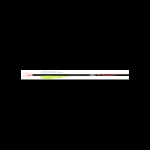 Lumenok Crossbow Bolts HD Orange Excalibur 20 in. 3 pk.