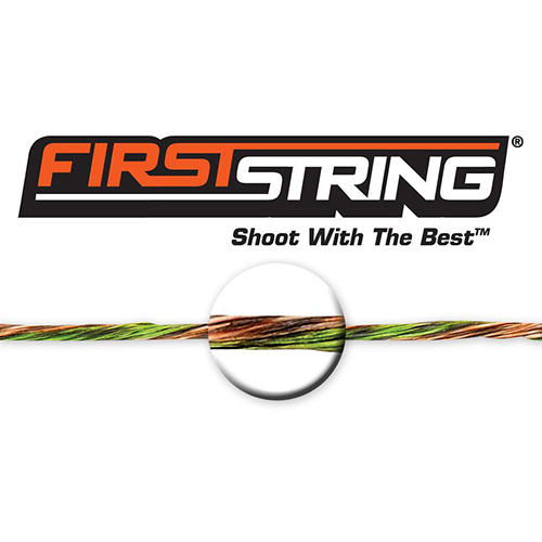 FirstString Premium String Kit Green/Brown Hoyt CRX 32