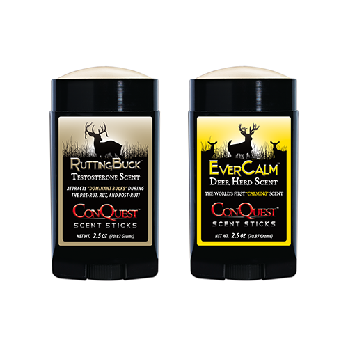 Conquest Rutting Buck Package Rutting Buck/EverCalm