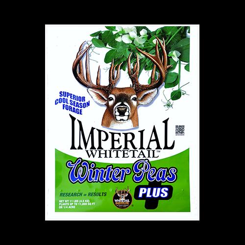 Whitetail Institute Imperial Winter Pea Plus .25 Acre 11 lb.