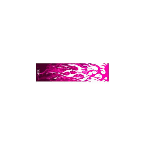 "Blazer Wrap 4"" Hot Pink Flame HD"