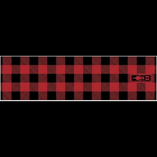 "Blazer Wrap 4"" HD Standard Red Flannel"