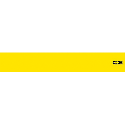 "Bohning 7"" Standard Arrow Wrap Neon Yellow"